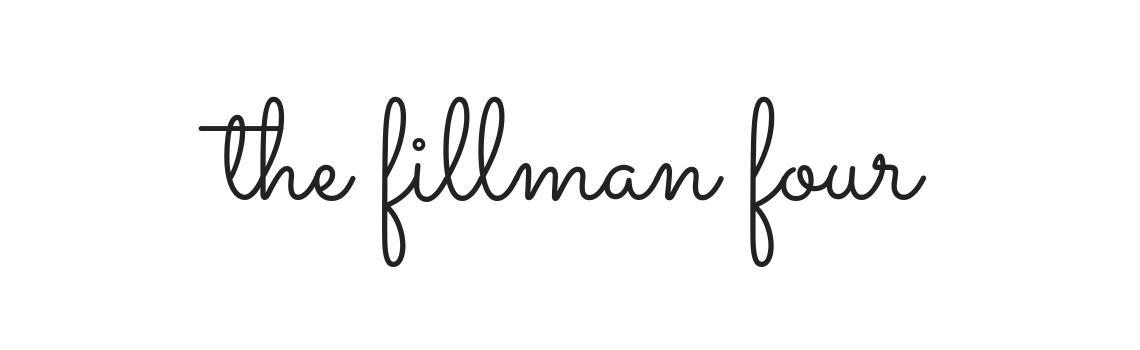 The Fillman Four Blog